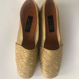 Stuart Weitzman Women's Wedge Shoes Sz 9 1/2